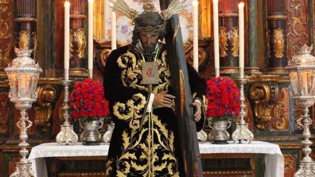 Nazareno de la Obediencia de la Merced