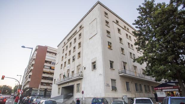 Sede judicial de Huelva