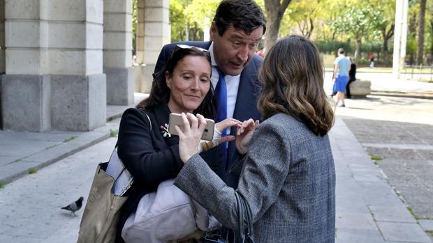 La juez instructora del caso Faffe, María Núñez Bolaños