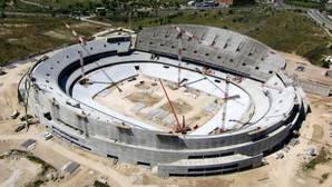 Visita virtual al nuevo estadio del Atlético