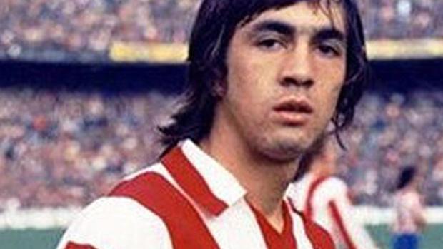 Rafa Fraguas, exjugador del Atlético de Madrid