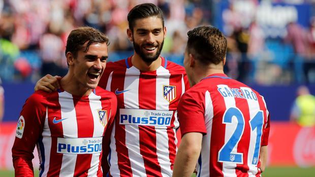 Atlético-Sporting:  La felicidad se instala en el Manzanares