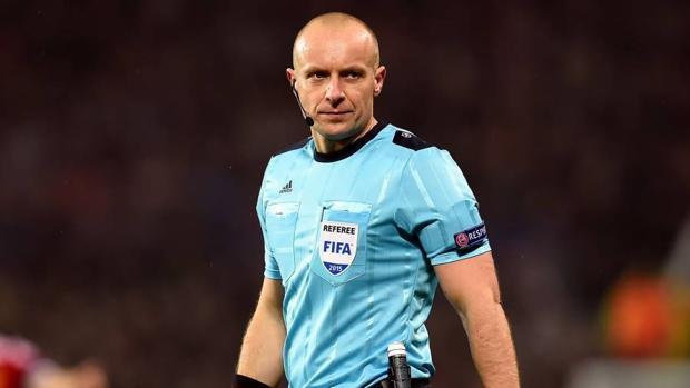 El polaco Szymon Marciniak dirigirá el Atlético-Bayern