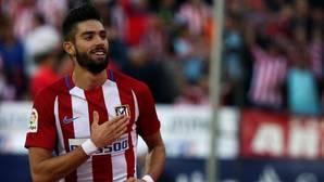 Carrasco: «Es uno de los días más bonitos desde que llegué al Atlético»