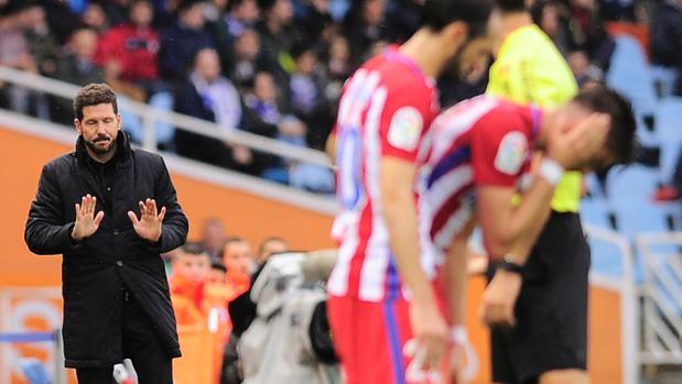 Juanfran: «Cabeza alta y seguro que ganamos al Madrid»