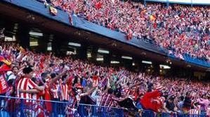 El último derbi en el Calderón