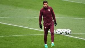 Simeone prepara cambios ante el PSV