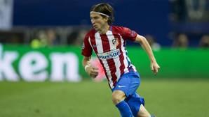 Filipe Luis deja huérfano el lateral zurdo