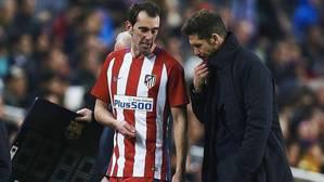 Las lesiones se ceban con la defensa de Simeone