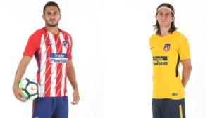 Nueva equipación del Atlético para la temporada 17-18