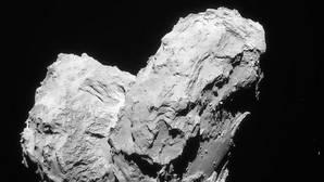 La sonda Philae hace historia al cumplir un año posada sobre un cometa