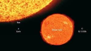 Los astrónomos descubren un planeta de un tamaño parecido a la Tierra en una estrella cercana