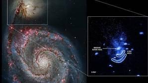 El agujero negro que cambia toda la galaxia