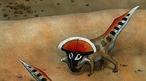 El atributo que los dinosaurios utilizaban para ligar