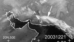 Las peculiares nubes que podrían predecir terremotos