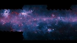 La Vía Láctea, vista en superdetalle