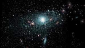 Un «Universo» oculto tras la Vía Láctea
