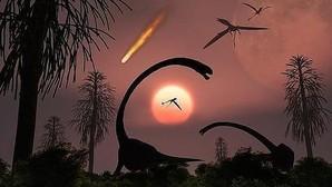 El meteorito que «remató» a los dinosaurios
