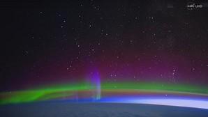 La NASA publica las imágenes de las auroras boreales más detalladas hasta la fecha