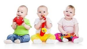 ¿Bebés más inteligentes al ritmo de la música?