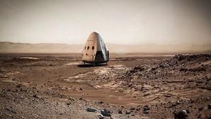SpaceX anuncia su llegada a Marte en 2018