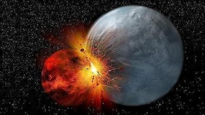 Científicos desvelan el origen del agua de la Luna