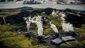 Enterrar el CO2, posible solución contra el cambio climático