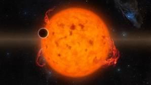 Descubren dos planetas recién nacidos