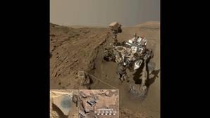 El Curiosity vuelve a encontrar pistas de un pasado de Marte muy similar a la Tierra