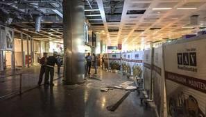Atentado en Estambul: «Había manchas de sangre por todas partes»