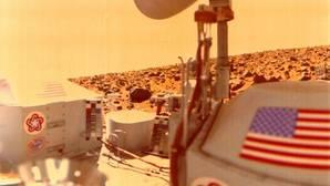 El día en que el hombre rozó el sueño de la vida en Marte