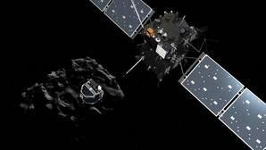 Fracasa el último intento de Rosetta de comunicarse con su cometa antes de «morir»