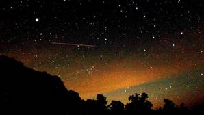 Perseidas con 500 meteoros por hora