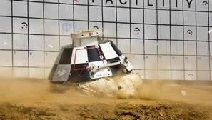 El peor aterrizaje posible de la NASA