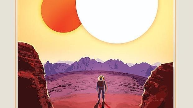 El viaje interestelar es hoy en día ciencia ficción, al menos cuando se trata de transportar a humanos
