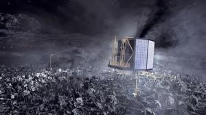 Philae despierta en el cometa: «¿Cuánto tiempo he dormido?»