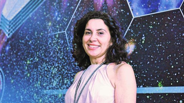 La astrofísica española, Begoña Vila