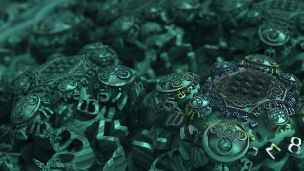 Los cristales del tiempo fueron propuestos en 2012 por el Nobel de Física Frank Wilczek