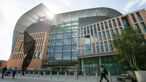 El centro, eregido en Londres, pretende apostar por la creatividad, los investigadores jóvenes y los proyectos a largo plazo