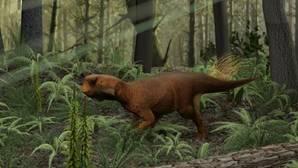Estos eran los auténticos colores de un dinosaurio (y así se camuflaba)