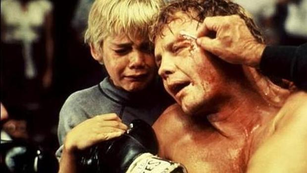 Fotograma de la película 'Campeón', considerada la película más triste de la historia