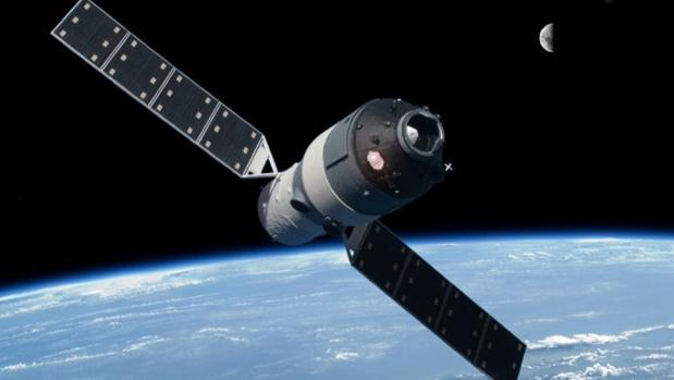 Un laboratorio espacial chino caerá a la Tierra en 2017