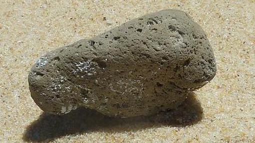 Una roca, ¿con personalidad?