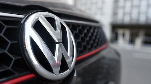 Un automóvil de Volkswagen