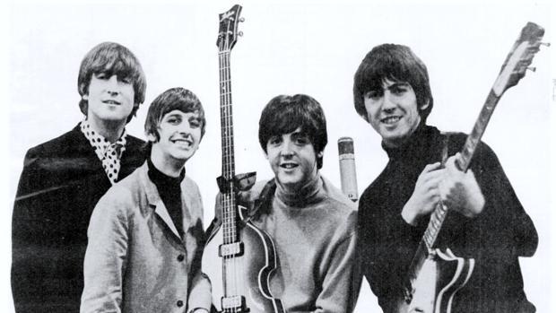 Los Beatles, en una imagen de archivo