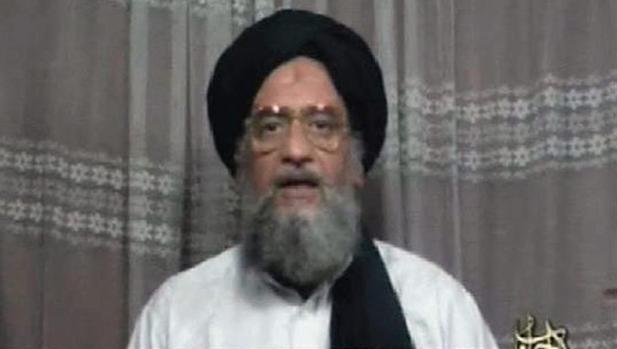 Ayman al Zahawiri, en el vídeo difundido este viernes