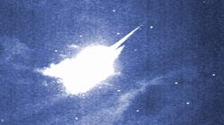El meteoro, relacionado con las Táuridas