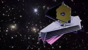 James Webb, el telescopio espacial que mide lo mismo que una pista de tenis