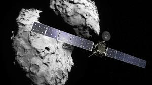 En directo: Rosetta impacta sobre el cometa en un final histórico