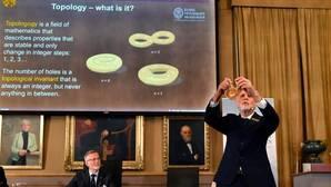 ¿Pero qué son las fases topológicas de la materia y por qué merecen un Nobel?